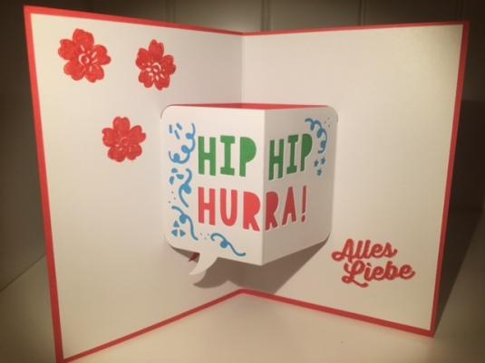 Karte zum Geburtstag_Hip Hip Hurra 3