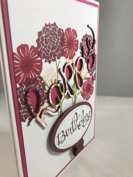 Geburtstagskarte_Floating letters_Blüten des Augenblicks 2